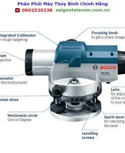 Bosch GOL 30D
