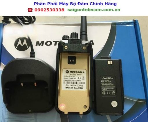 Máy Bộ Đàm Motorola GP 418G
