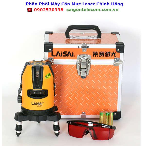 Máy Cân Bằng Laser Laisai LS 659SD