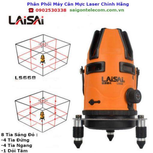 Máy Cân Bằng Laser Laisai LS 668