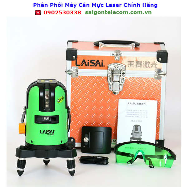 Máy Cân Bằng Laser Laisai LSG 649D