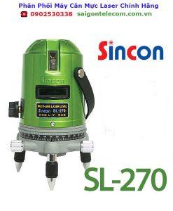 máy cân bằng laser Sincon SL 270