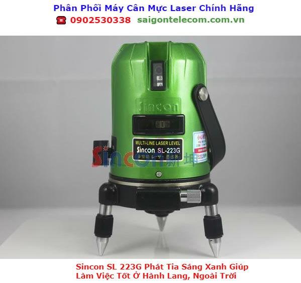 Máy Quét Laser Sincon SL 223G