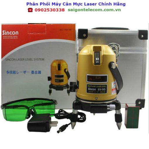 máy quét laser Sincon SV 5G