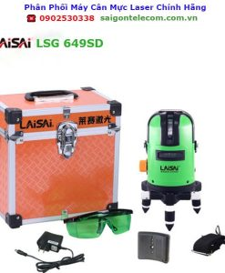 Máy Thủy Bình Laser Laisai LSG 649SD