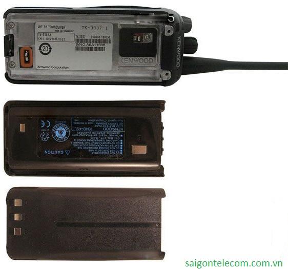 Pin Bộ Đàm Kenwood TK 3307